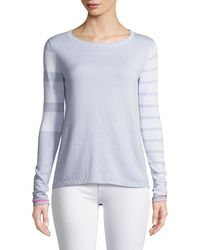 Lisa Todd - Just My Stripe Sweater - Lyst