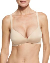 Wacoal - Ultimate Side Smoother Wire-free Contour Bra - Lyst