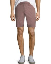 Theory | Zaine S Slim-fit Poplin Shorts | Lyst