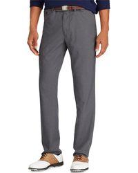 Ralph Lauren - Men's Classic-fit Gabardine Performance Golf Pants - Lyst