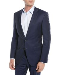 BOSS - Men's Wool Basic Two-piece Suit - Lyst