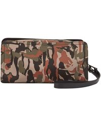Jimmy Choo - Clyde Camouflage Nylon Toiletry Case - Lyst