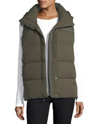 The North Face | Novelty Nupste Quilted Down Vest | Lyst