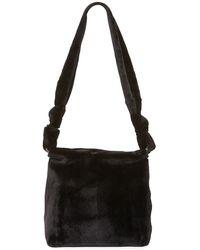 The Row - Wander Small Mink Fur Bag - Lyst