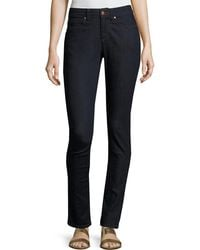Eileen Fisher - Organic Soft Stretch Skinny Jeans - Lyst