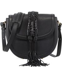 Altuzarra - Ghianda Small Knot Saddle Bag - Lyst