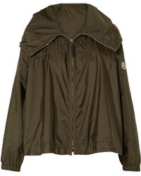 Moncler - Lune Shell Jacket - Lyst