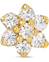 Maria Tash - 18-karat Gold Diamond Earring - Lyst