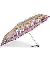 Missoni - Supermini Printed Shell Umbrella - Lyst