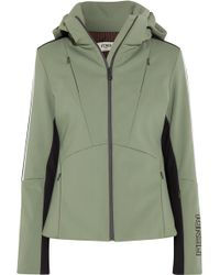 Fendi - Hooded Printed Shell Ski Jacket - Lyst