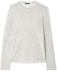 ATM - Cashmere Sweater - Lyst
