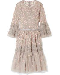Needle & Thread - Climbing Blossom Dress Cocktail Dress / Party Dress - Lyst