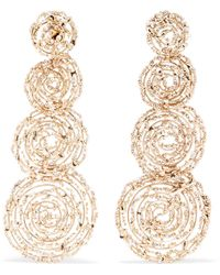 Rosantica - Pizzo Gold-tone Faux Pearl Earrings - Lyst