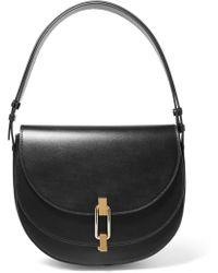 Victoria Beckham - Double Moon Leather Shoulder Bag - Lyst