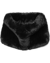 Marc Jacobs - Faux Fur Snood - Lyst