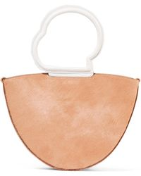 Danse Lente | Lilou Calf Hair And Textured-leather Tote | Lyst