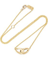 Ippolita - Cherish Bond 18-karat Gold Necklace - Lyst