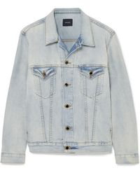 Khaite - Cate Oversized Denim Jacket - Lyst