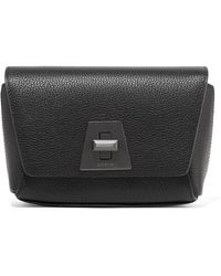 Akris - Anouk Little Day Textured-leather Shoulder Bag - Lyst