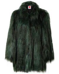 House of Fluff - Yeti Faux Fur Coat - Lyst