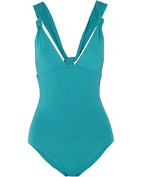Eres - Poker Prime Knotted Swimsuit - Lyst