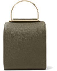 ROKSANDA - Besa Textured-leather Shoulder Bag - Lyst