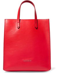 Givenchy - Stargate Leather Tote - Lyst