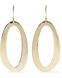 Ippolita - Cherish 18-karat Gold Earrings - Lyst