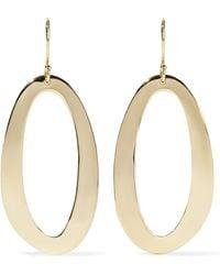 Ippolita - Cherish 18-karat Gold Earrings - Lyst