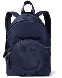 Anya Hindmarch - Chubby Wink Shell Backpack - Lyst