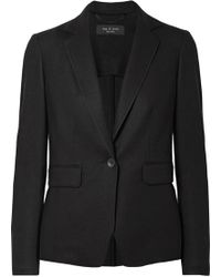Rag & Bone | Club Wool-felt Blazer | Lyst