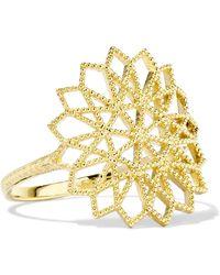 Grace Lee - Lace Deco Vi 14-karat Gold Ring Gold 6 - Lyst