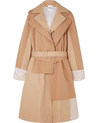Koche - Deconstructed Trench - Lyst