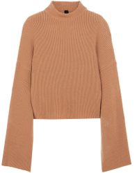 Petar Petrov - Ribbed Cashmere Sweater - Lyst