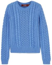Sies Marjan - Britta Cotton Cable Knit - Lyst