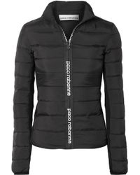 Paco Rabanne - Zipped Padded Jacket - Lyst