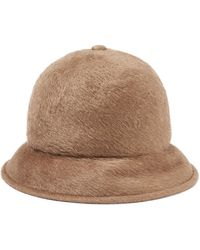 Marc Jacobs - Stephen Jones Rabbit-felt Cloche Hat - Lyst