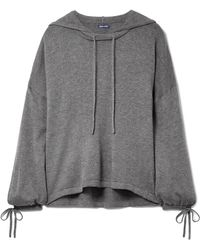Splendid - Hooded Knitted Jumper - Lyst