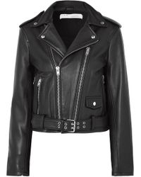 IRO - Illusive Leather Biker Jacket - Lyst