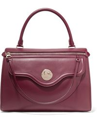 Hill & Friends - Happy Zippy Leather Tote - Lyst