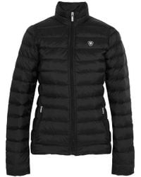 Ariat - Ideal Quilted Shell Down Jacket - Lyst