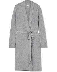 Skin - Pima Cotton-terry Robe - Lyst