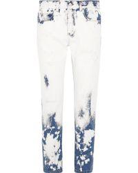 Gucci   Distressed Boyfriend Jeans   Lyst