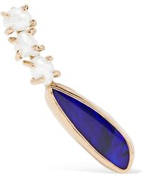 Melissa Joy Manning - 14-karat Gold, Pearl And Opal Earring - Lyst