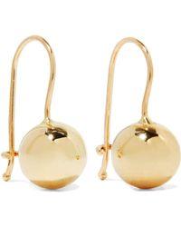 Grace Lee - Tama 14-karat Gold Earrings - Lyst