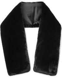 Marc Jacobs - Faux Fur Wrap - Lyst