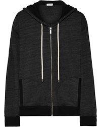 Splendid - Tahoe Jersey Hooded Top - Lyst