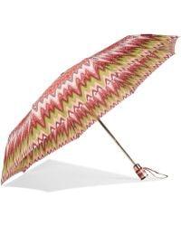 Missoni | Printed Umbrella | Lyst