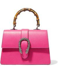 Gucci - Dionysus Medium Top Handle Bag - Lyst