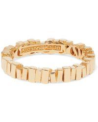 Suzanne Kalan - 18-karat Gold Ring - Lyst